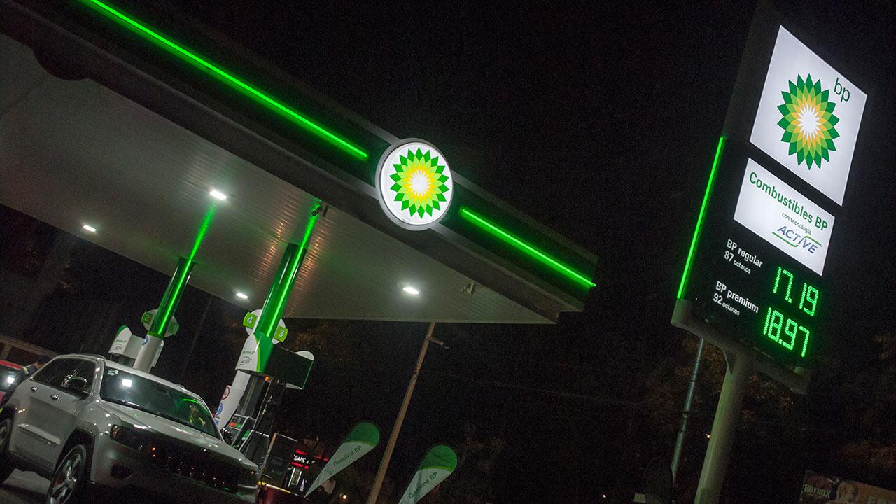 BP lanza app para que encuentres y factures su gasolina