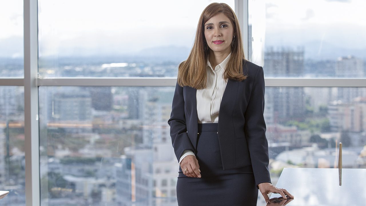 Juana Barceló, la nueva CEO de Barrick en República Dominicana