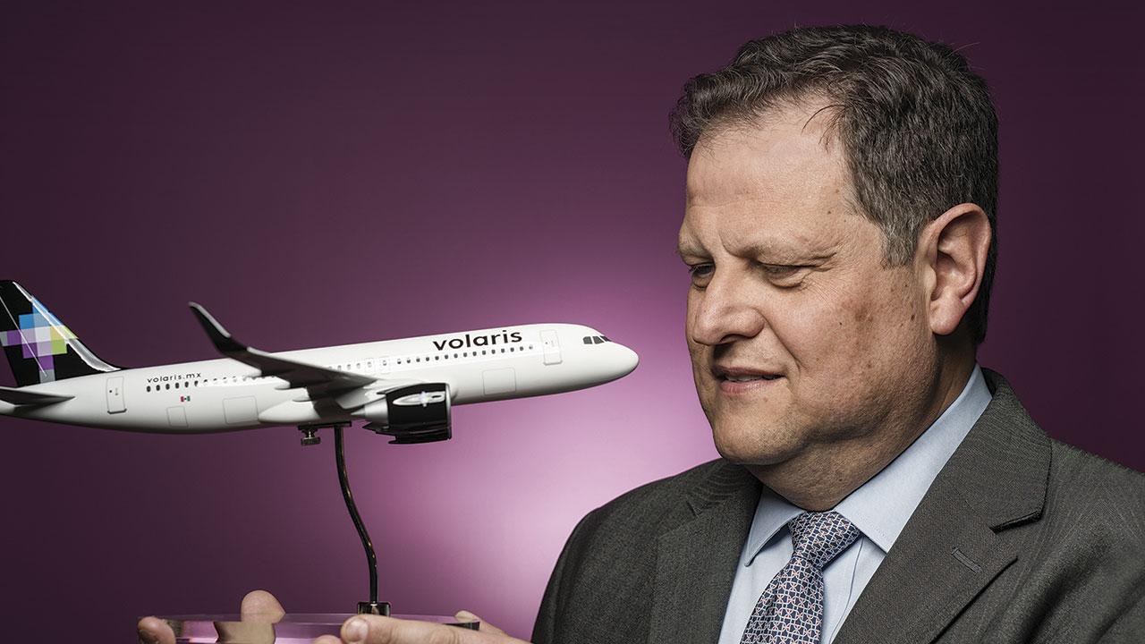 Entrevista: Volaris busca ganarle a los autobuses el pasaje de miles de viajeros