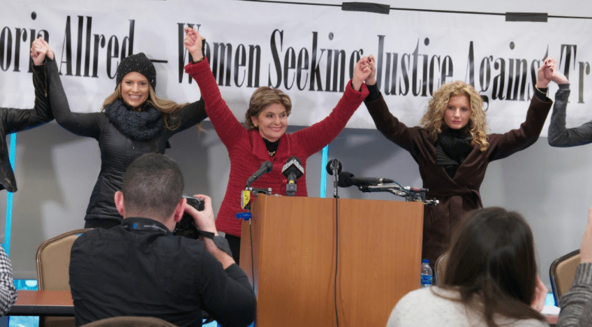Documental, mujeres, Seeing Allred