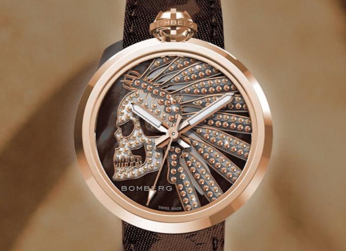 Bomberg lanza su primera colección de relojes exclusiva para mujeres