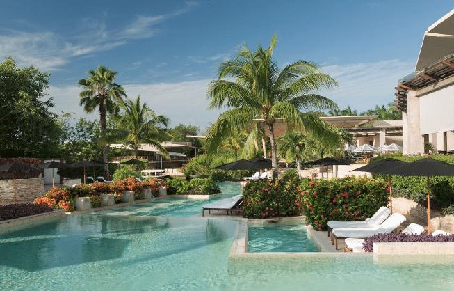 Rosewood Mayakoba, Riviera Maya, lujo