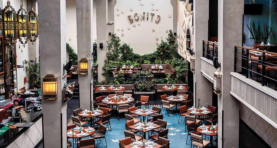 Bonito, Ramón Orraca, gastronomía
