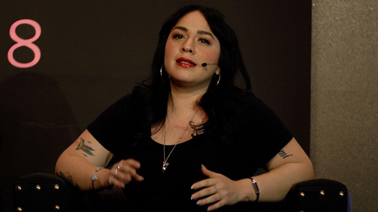 Se necesita afrontar los fracasos para triunfar: Carla Morrison