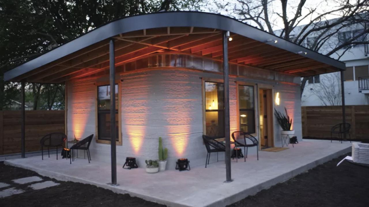 100 casas serán construidas con impresoras 3D en El Salvador