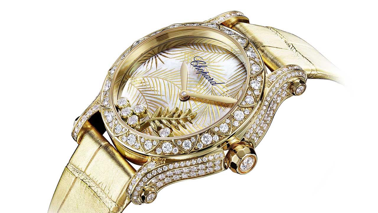 Chopard se compromete a utilizar oro ético en sus creaciones