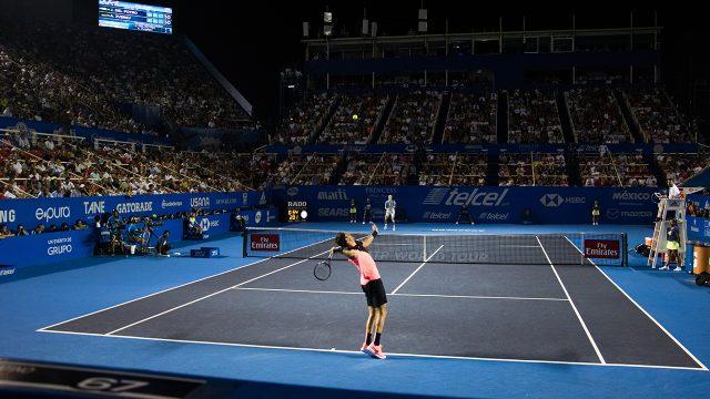 Abierto Mexicano de Tenis, Juan Martín del Potro, tenis, deporte