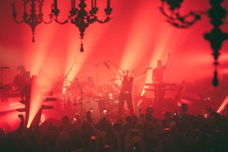 Depeche Mode, Caravaggio y más este fin de semana, ¡no te quedes en casa!