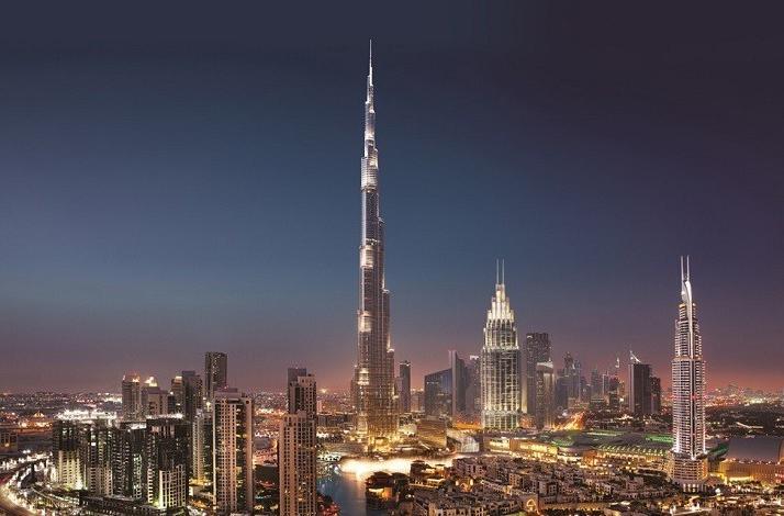 Dubai, Burj Khalifa, concierge, Mastercard