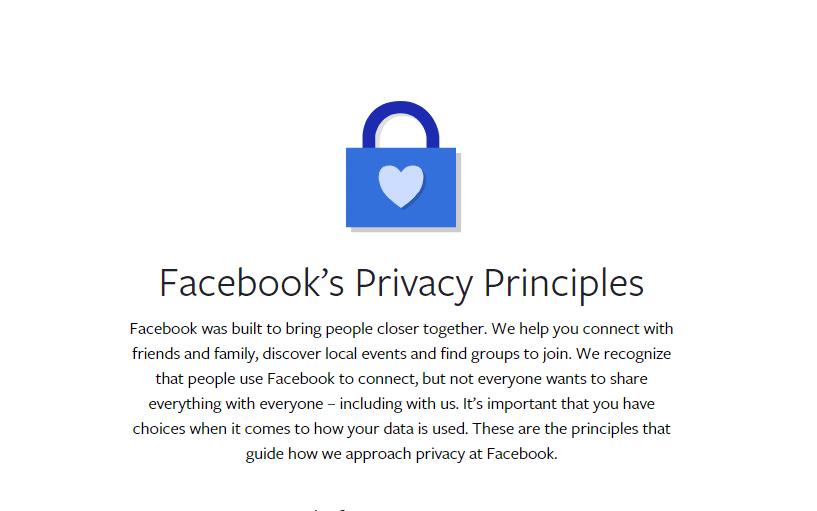 Facebook anuncia nuevas medidas de privacidad para la Unión Europea