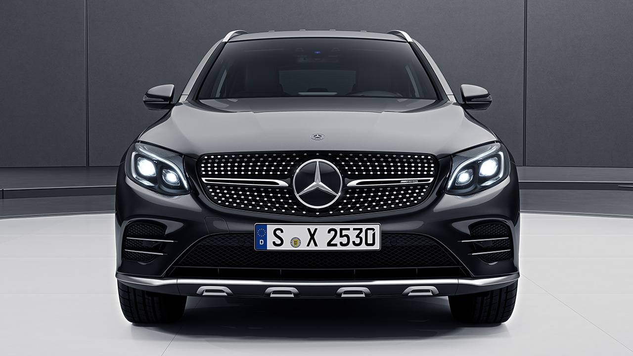Mercedes benz clase glc la suv m s vers til para todoterreno for Mercedes benz of reno staff