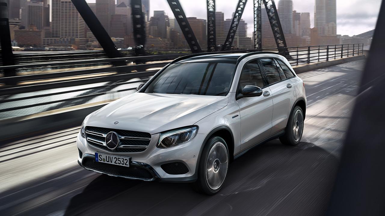 Mercedes-Benz Clase GLC: La SUV más versátil para todoterreno