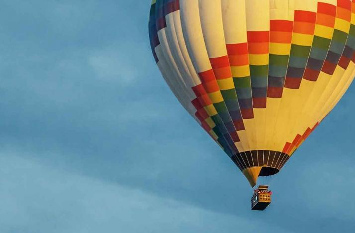 globo, globo aerostático, viaje, concierge, México, Mastercard