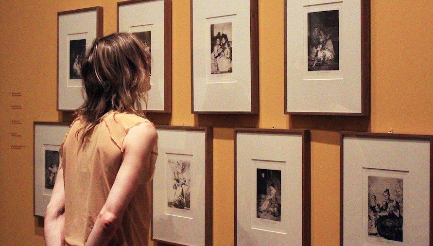 Los caprichos de Goya, la exposición más irreverente llega a México