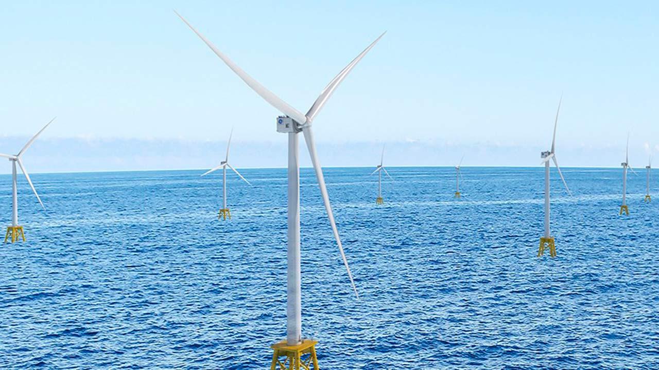 GE desarrollará en Francia la turbina eólica más grande del mundo