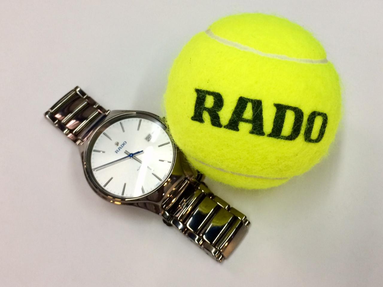 reloj, Abierto Mexicano de Tenis, Rado, tenis, deporte, lujo