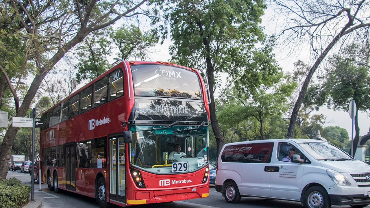 VIDEO | Probamos la nueva Línea 7 del Metrobús