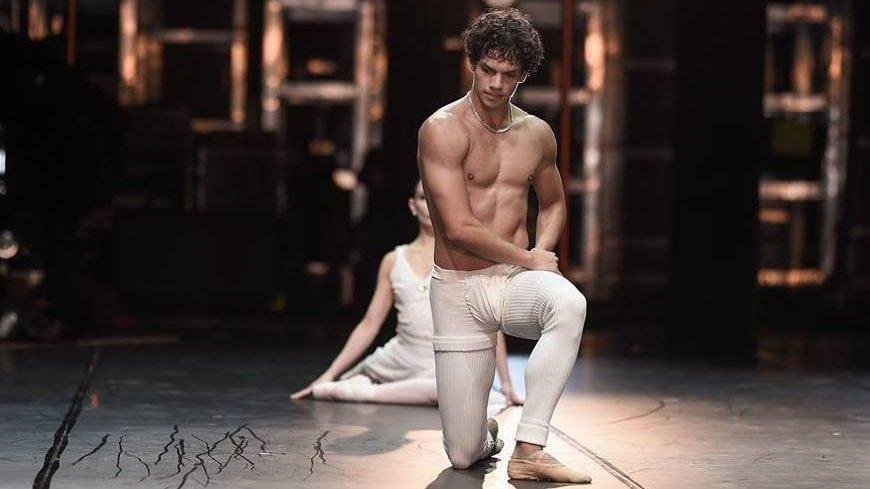 Isaac Hernández, el bailarín que conquista al mundo llega a Liberatum