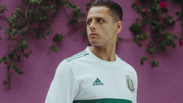 4d5b71b71b Conoce el jersey de visitante que usará México en Rusia 2018