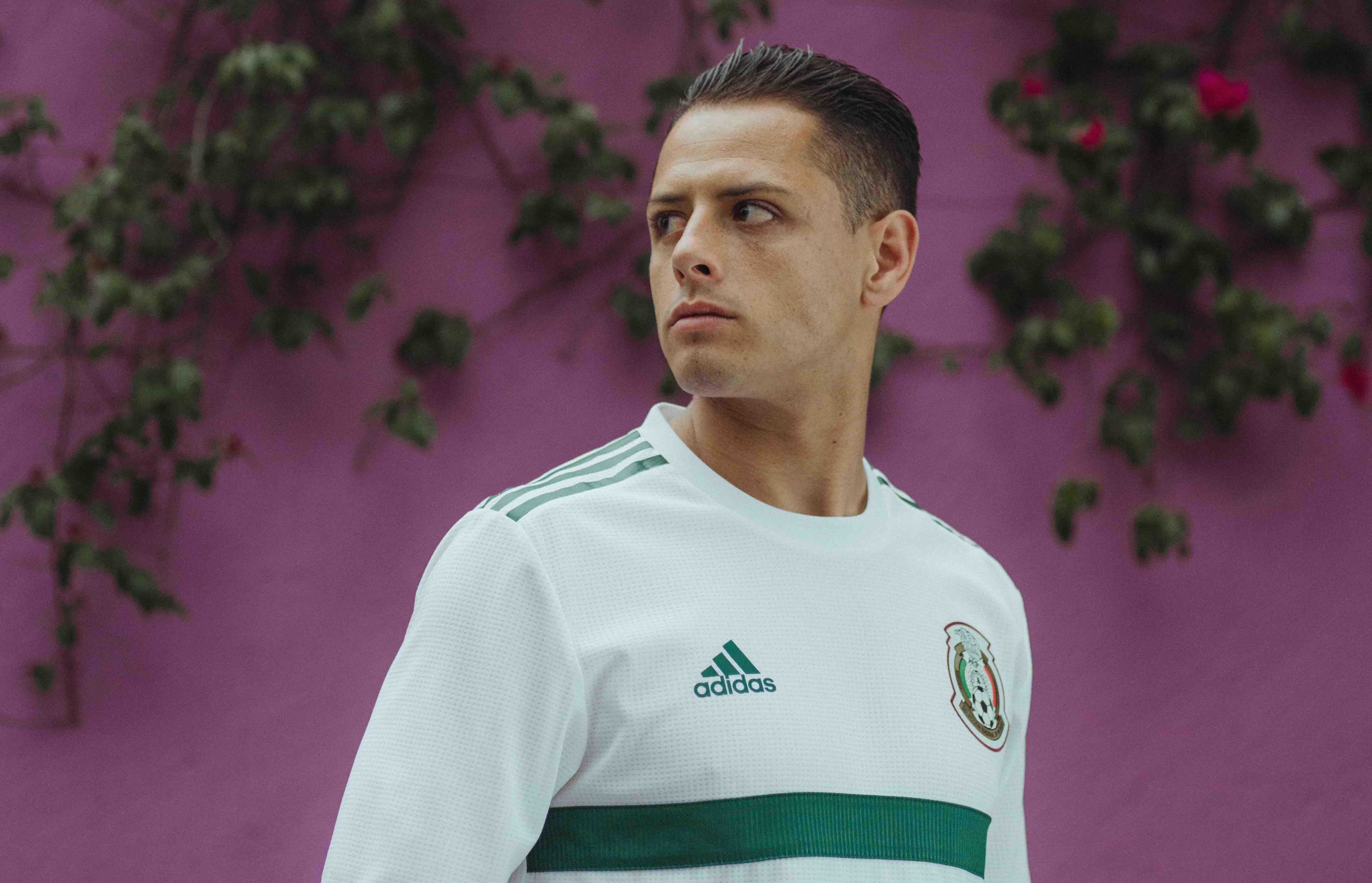 Conoce el jersey de visitante que usará México en Rusia 2018