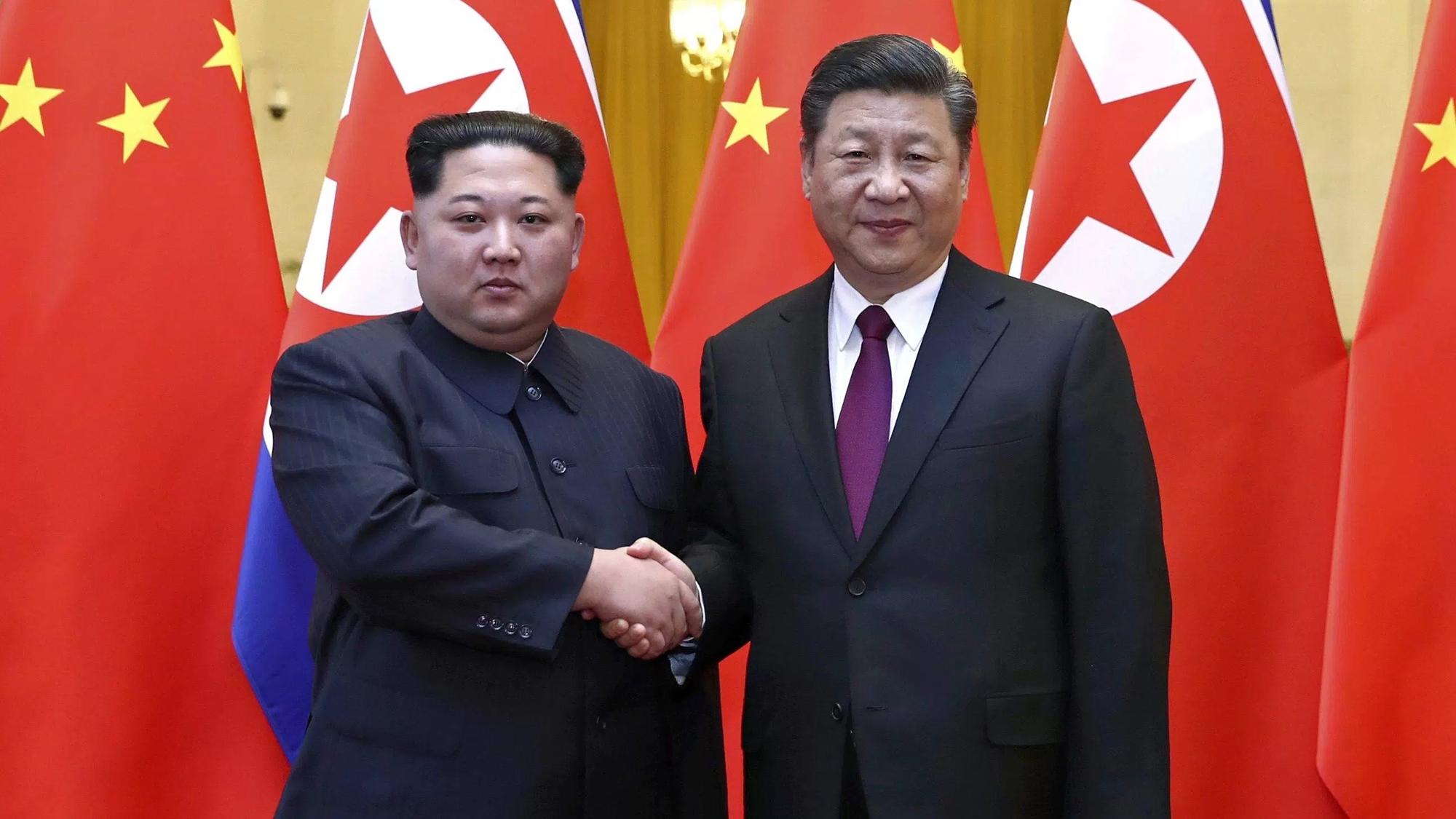 Trump reporta un buen saldo de la visita de Kim Jong Un a China