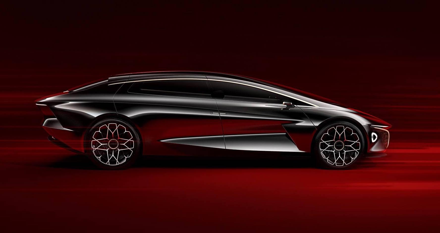 Aston Martin sorprende con el Lagonda Vision Concept