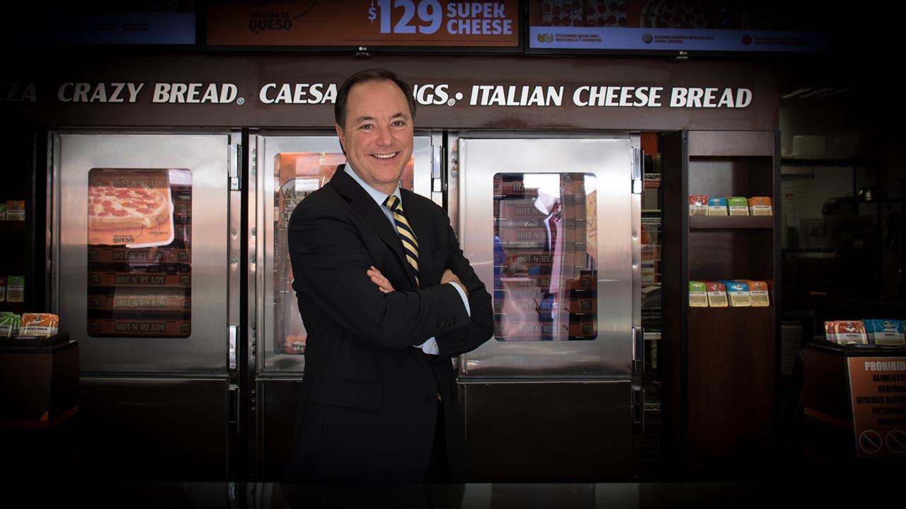 Little Caesars: La pizzería que usa algoritmos para conquistarte
