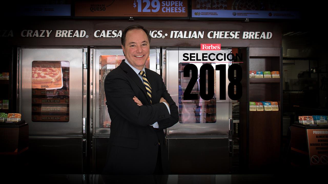 Selección 2018 | Little Caesars: La pizzería que usa algoritmos para conquistarte