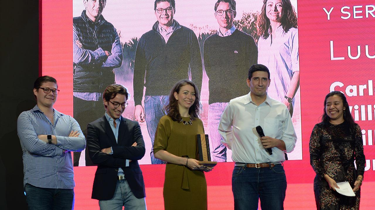 30 Promesas 2018 | Luuna, empresa favorita del público en la categoría de producto físico
