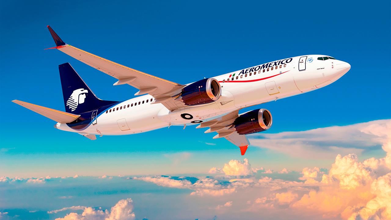 Aeroméxico suspende sus planes de volar a Barcelona