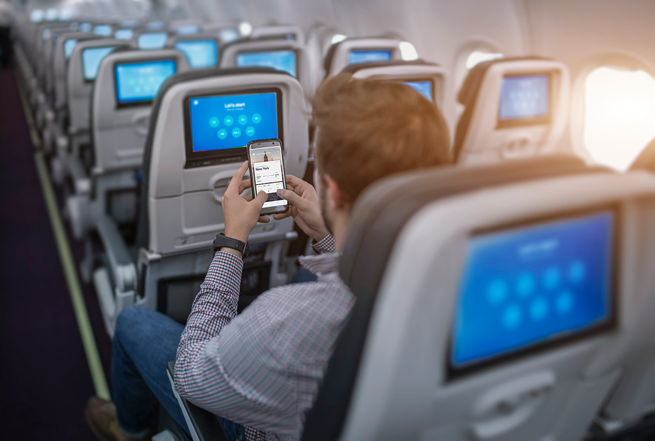 Volando en línea: así viajan los mexicanos