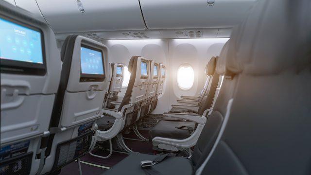 avión vuelos