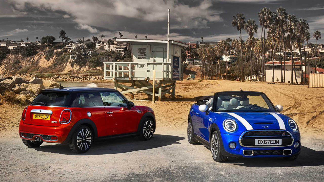 Mini Cooper permite personalizar sus autos con impresiones 3D