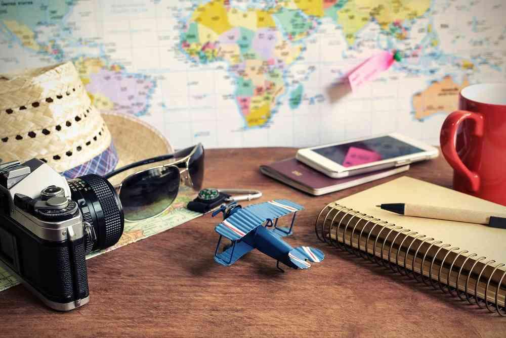 viajar, viaje, maletas, turismo