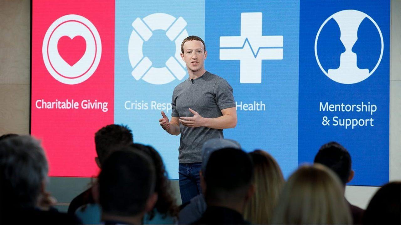Zuckerberg dice a gobiernos: ustedes deben regular internet