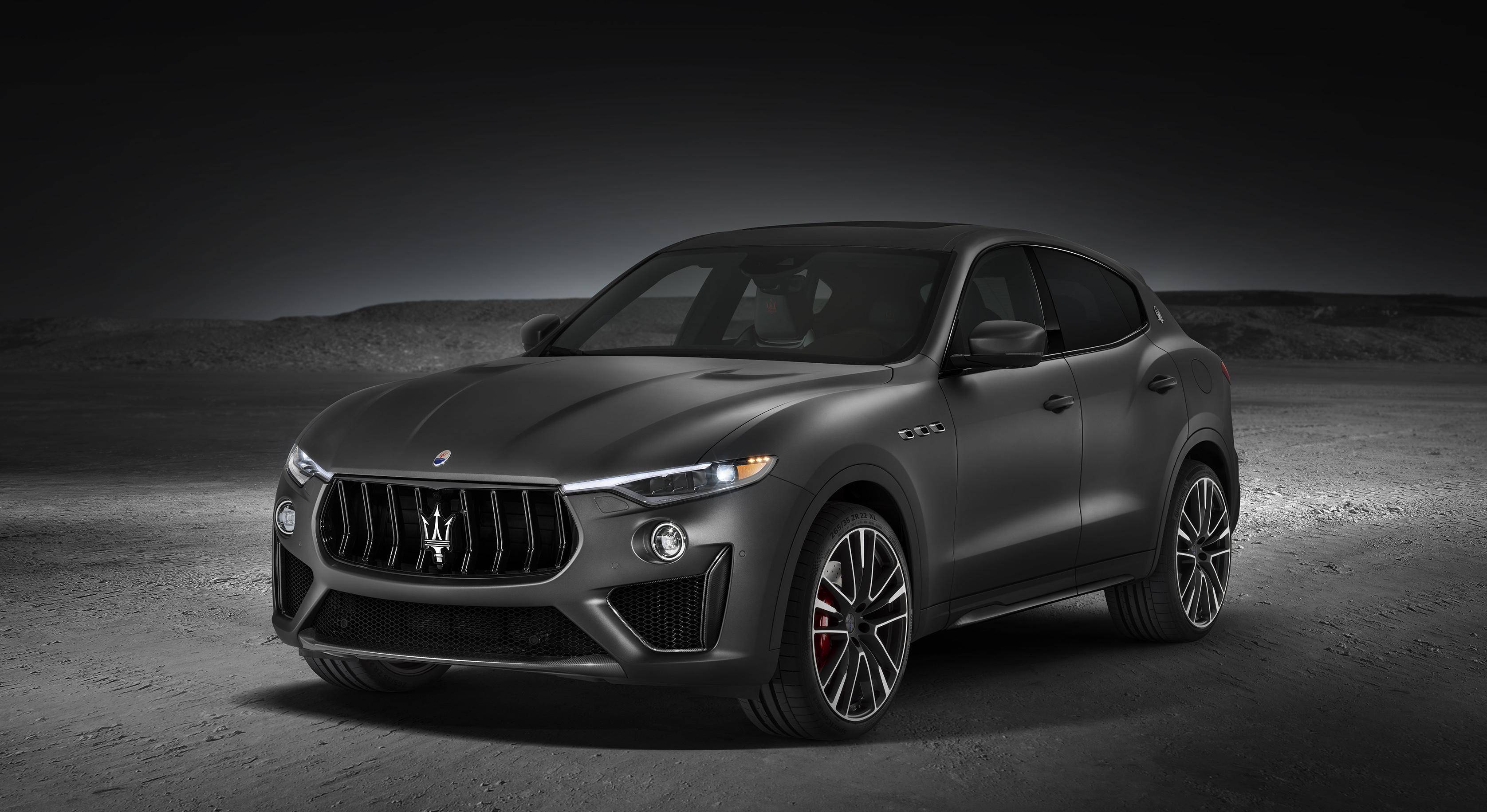 El Maserati Levante Trofeo cautiva al Salón del Automóvil de Nueva York
