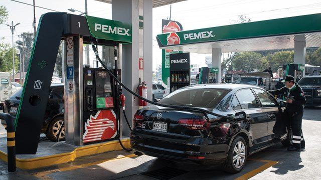 Gasolineras de Pemex