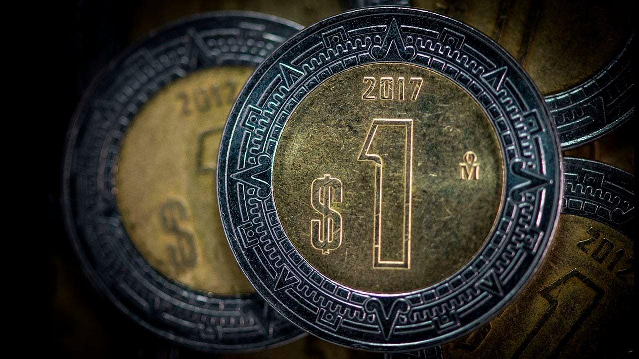 Peso sube más de 1.5% y se ubica en su mejor nivel desde de mayo
