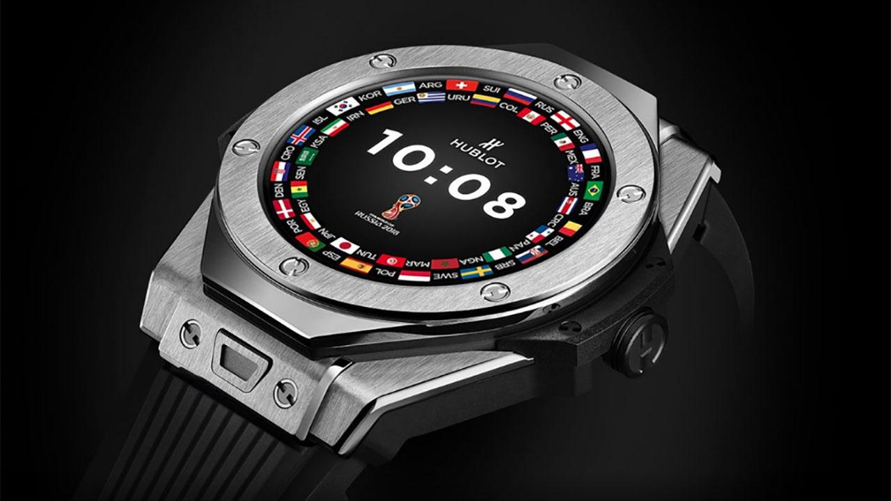 Hublot presenta un reloj inspirado en el Mundial de Rusia 2018