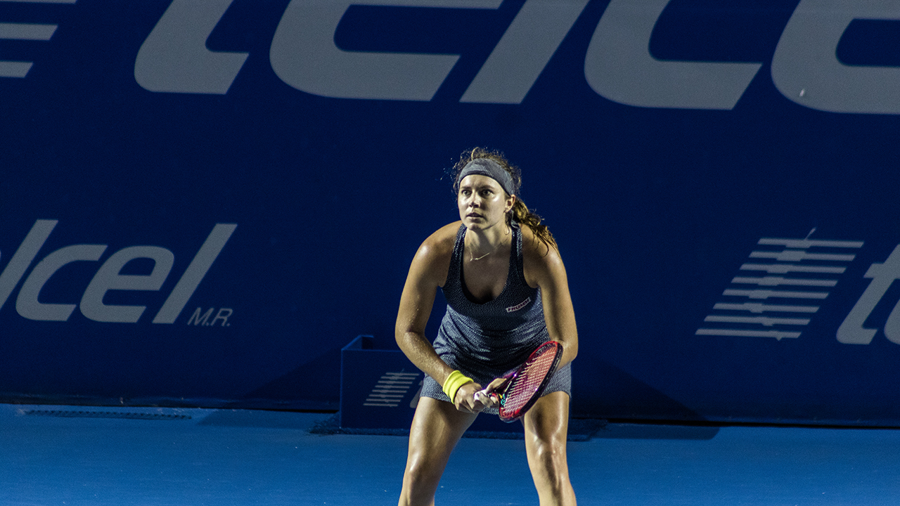 Abierto Mexicano de Tenis, tenis, deporte, Stefanie Voegele
