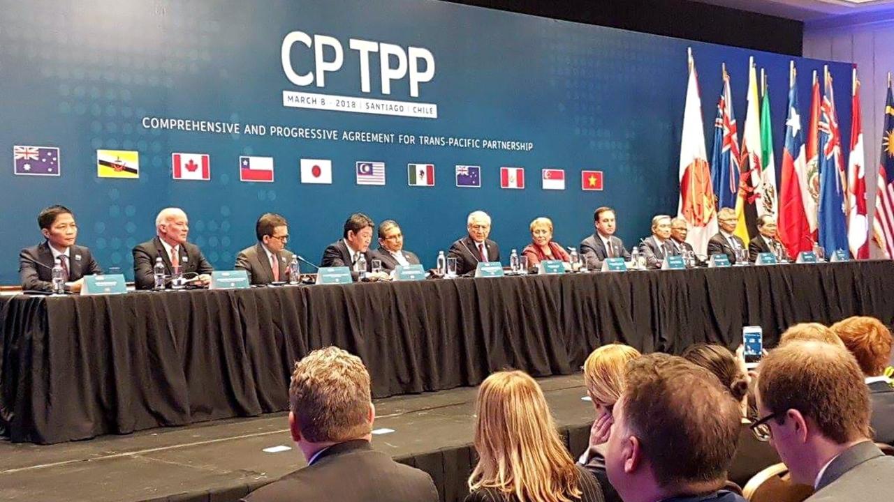TPP-11 nace con una guerra comercial a punto de estallar