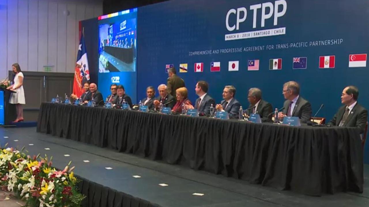Estados Unidos tiene la puerta abierta para el TPP: Peña