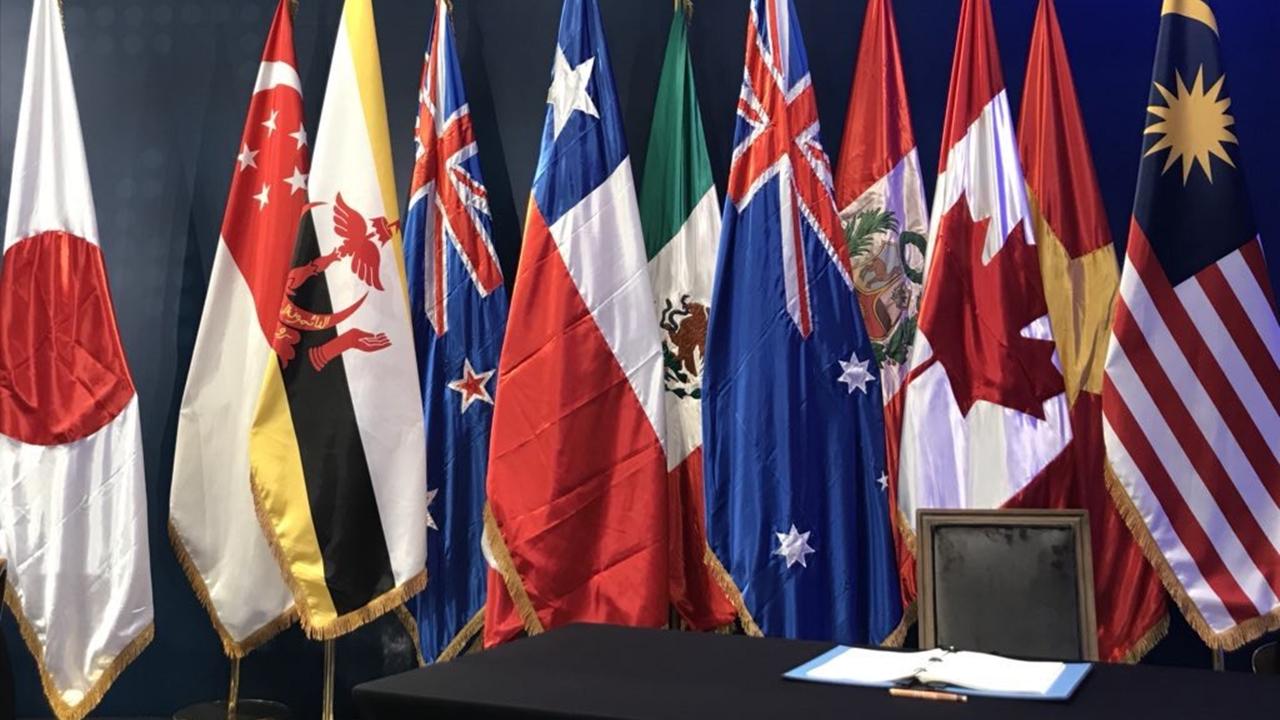 Japón y Chile dan primeros paso para echar a andar el TPP-11