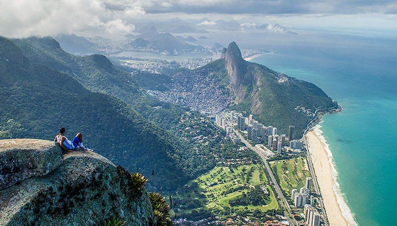 Rio de Janeiro, trekking, aventura