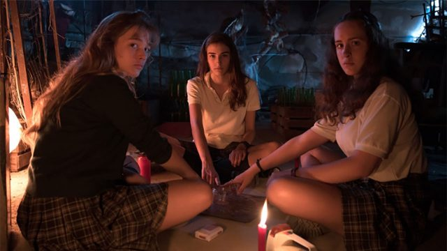 Verónica, terror, Netflix, película