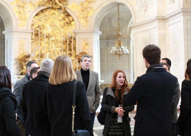Versalles, concierge, Paris, viaje, turismo, Mastercard