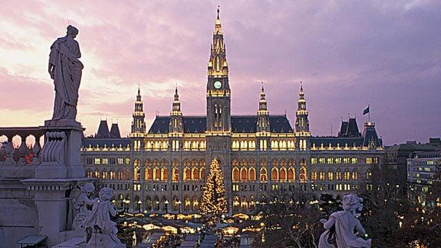 Vienna, Austria, calidad de vida, ciudades
