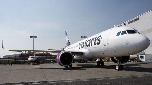 volaris pasajeros