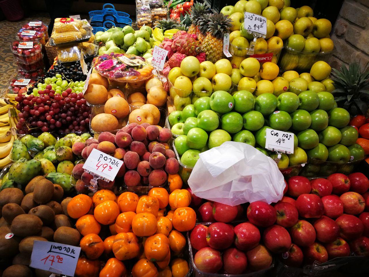Qué está haciendo Israel para convertir la comida en datos