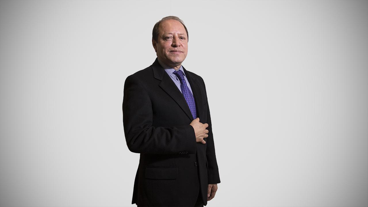 Entrevista | En el INE no vemos elementos de apoyo ruso alguno: Marco Antonio Baños